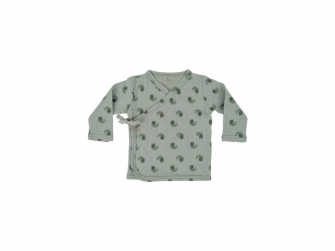 Topper LS Flame Tribe Silt Green 68