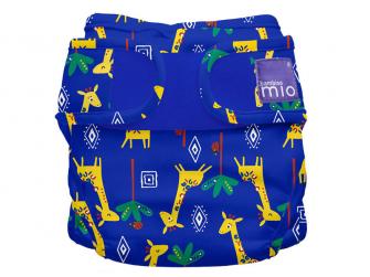 Miosoft plenkové kalhotky Giraffe Jamboree 3-9kg
