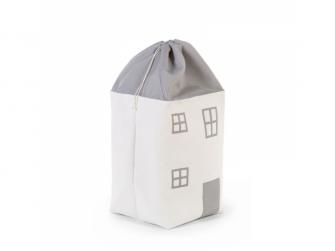 Box na hračky Dům Grey Off White 2