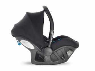 Autosedačka PIXEL (45-86cm, 0-13kg) 2020 černá + dárek 9
