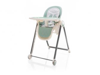 Dětská židlička Space, Místy green