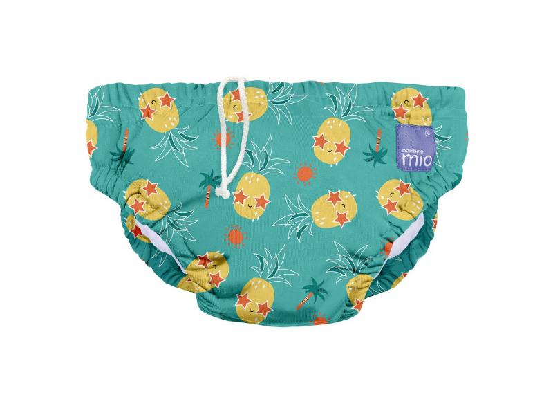Kojenecké plavky Pineapple Party vel. M 1