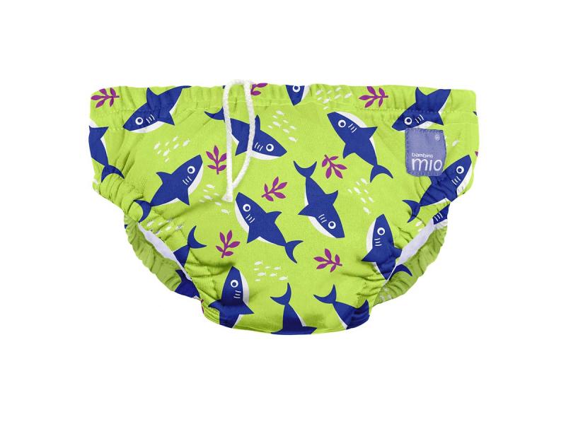 Kojenecké plavky Neon Shark vel. M 1